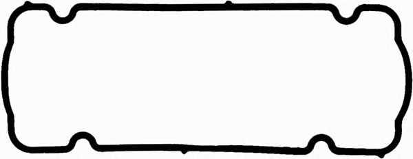 Прокладка крышки головки цилиндра GLASER X53790-01 - изображение
