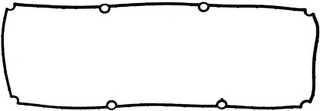 Прокладка крышки головки цилиндра GLASER X53901-01 - изображение