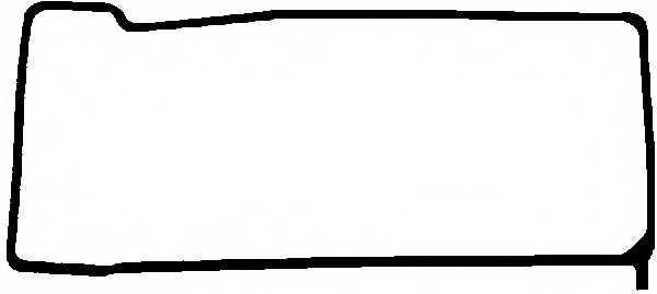 Прокладка крышки головки цилиндра GLASER X53909-01 - изображение