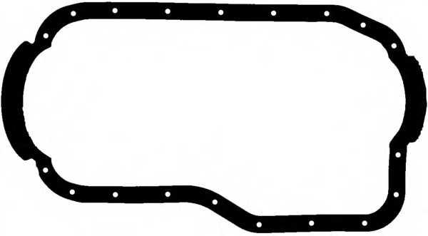 Прокладка, масляный поддон GLASER X54031-01 - изображение
