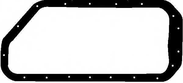 Прокладка, масляный поддон GLASER X54065-01 - изображение