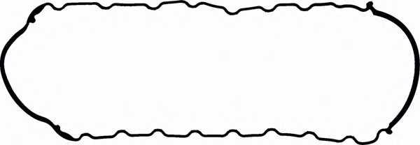 Прокладка, масляный поддон GLASER X54079-01 - изображение