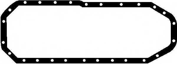Прокладка, масляный поддон GLASER X54130-01 - изображение