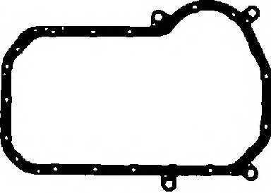 Прокладка, масляный поддон GLASER X54226-01 - изображение
