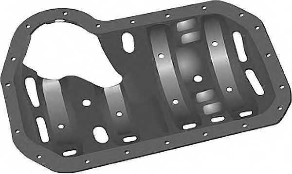 Прокладка, масляный поддон GLASER X54361-01 - изображение