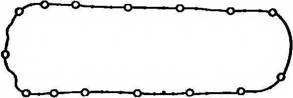 Прокладка, масляный поддон GLASER X54385-01 - изображение