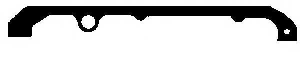 Прокладка, масляный поддон GLASER X54448-01 - изображение