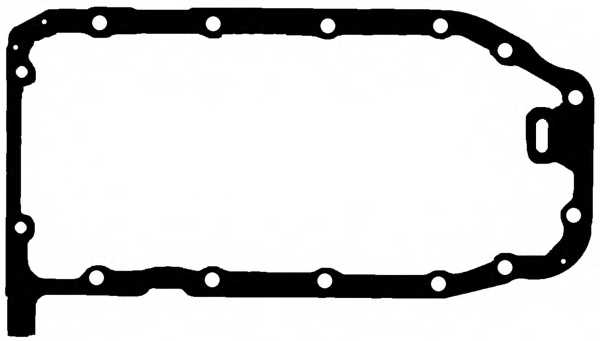 Прокладка маслянного поддона GLASER X54513-01 - изображение
