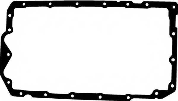 Прокладка, масляный поддон GLASER X54785-01 - изображение