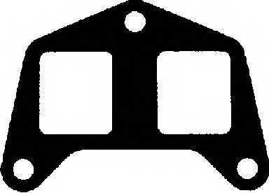 Прокладка впускного коллектора GLASER X55499-01 - изображение