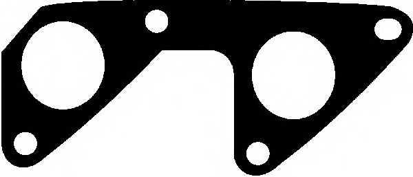 Прокладка впускного коллектора GLASER X55933-01 - изображение