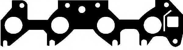 Прокладка впускного коллектора GLASER X56030-01 - изображение
