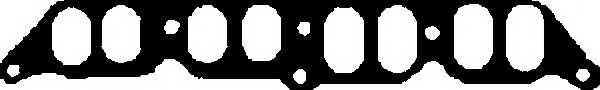 Прокладка впускного коллектора GLASER X56183-01 - изображение