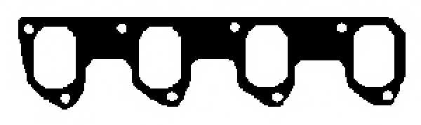 Прокладка впускного коллектора GLASER X56392-01 - изображение
