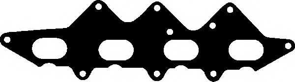 Прокладка впускного коллектора GLASER X56395-01 - изображение