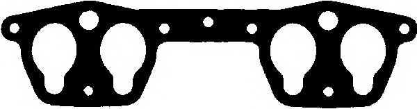 Прокладка впускного коллектора GLASER X56528-01 - изображение