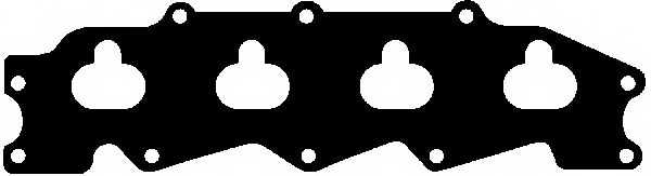 Прокладка корпуса впускного коллектора GLASER X56783-01 - изображение