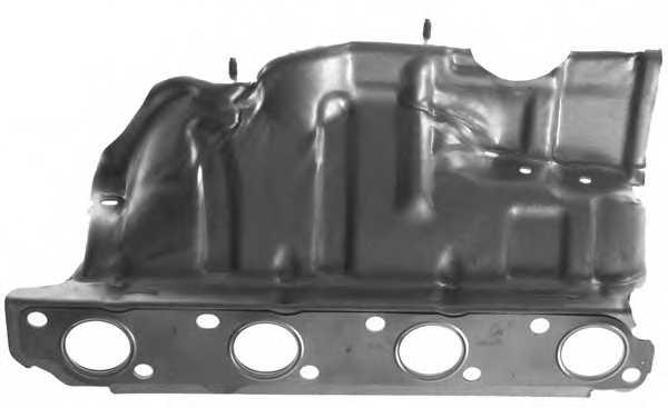 Прокладка выпускного коллектора GLASER X81700-01 - изображение