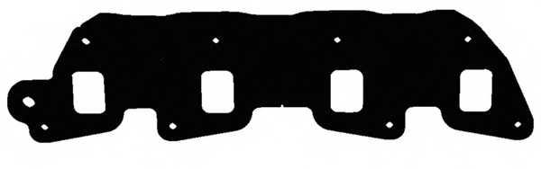 Прокладка выпускного коллектора GLASER X82169-01 - изображение