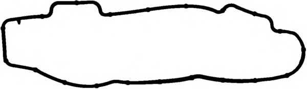 Прокладка крышки головки цилиндра GLASER X83038-01 - изображение