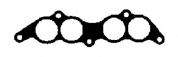 Прокладка впускного коллектора GLASER X86207-01 - изображение