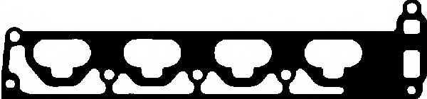 Прокладка впускного коллектора GLASER X86876-01 - изображение