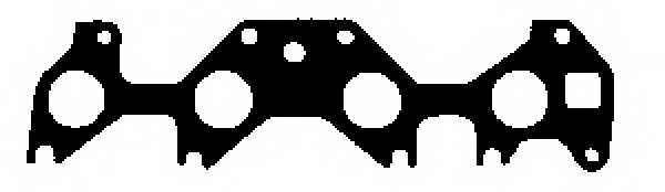Прокладка впускного коллектора GLASER X88105-01 - изображение