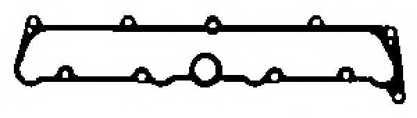 Прокладка корпуса впускного коллектора GLASER X88343-01 - изображение