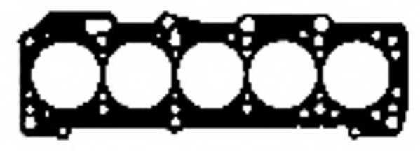 Прокладка головки цилиндра GOETZE 30-026082-20 - изображение