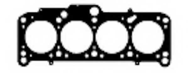 Прокладка головки цилиндра GOETZE 30-028687-00 - изображение