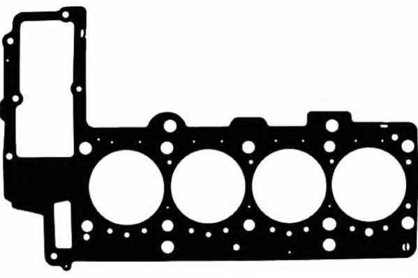 Прокладка головки цилиндра GOETZE 30-029182-00 - изображение