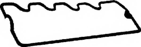 Прокладка крышки головки цилиндра GOETZE 50-024959-10 - изображение