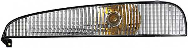 Фонарь указателя поворота HELLA E1 1787 / 2BA 247 015-031 - изображение