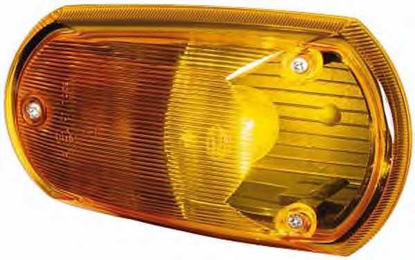 Дополнительный проблесковый маячок HELLA E1 1059 / 2BM 008 355-001 - изображение
