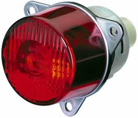 Задний противотуманный фонарь HELLA E1 1050 / 2NE 008 221-031 - изображение