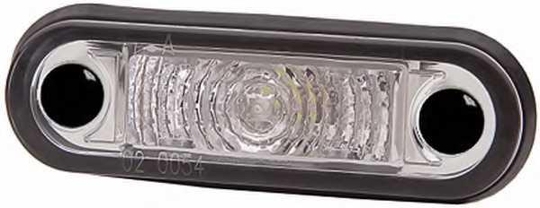 Габаритный фонарь HELLA E24 0054 / 2PF 959 590-202 - изображение