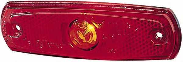 Стояночный огонь HELLA E4 7499 / 2PF 962 964-071 - изображение
