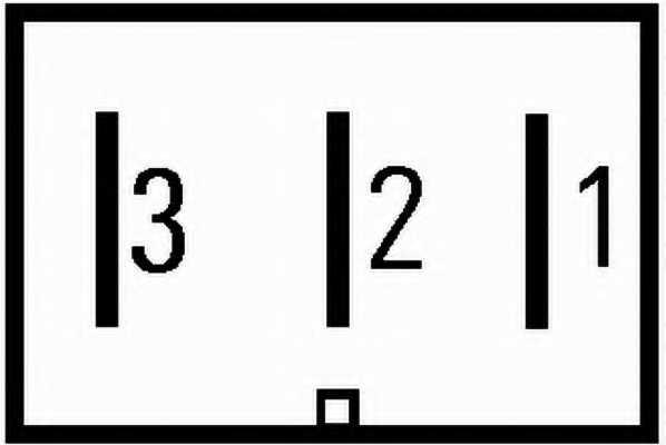 Комплект фар дневного освещения HELLA E1 2344 / 2PT 009 496-801 - изображение 2