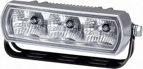 Комплект фар дневного освещения HELLA E1 2344 / 2PT 009 496-801 - изображение