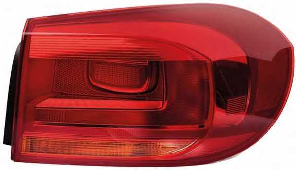 Задний фонарь HELLA E1 3191 / 2SD 010 738-101 - изображение
