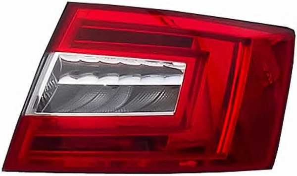 Задний фонарь HELLA 2SK 011 053-091 - изображение