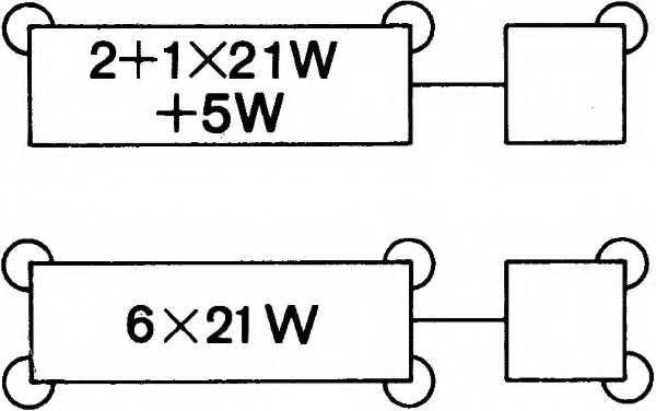 Прерыватель указателей поворота HELLA 4DM 003 944-091 - изображение 1