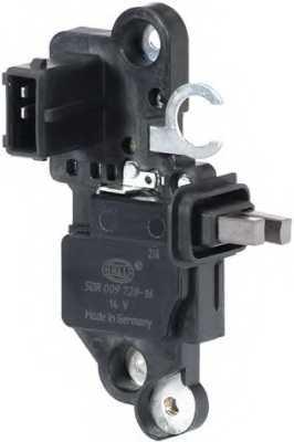 Регулятор генератора HELLA 5DR 009 728-161 - изображение