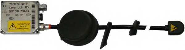 Предвключенный прибор, газоразрядная лампа HELLA 5DV 007 760-631 - изображение