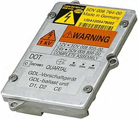 Предвключенный прибор, газоразрядная лампа HELLA 5DV 008 855-017 - изображение