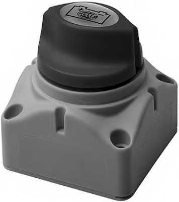 Выключатель аккумуляторной батареи, аккумуляторная батарея HELLA 6EK 002 843-071 - изображение