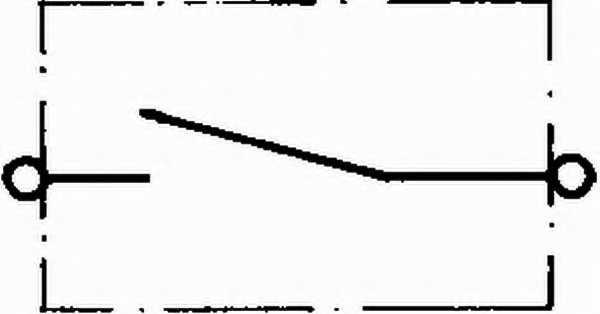 Выключатель аккумуляторной батареи, аккумуляторная батарея HELLA 6EK 002 843-131 - изображение 2