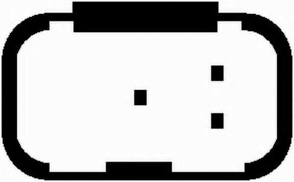 Датчик температуры охлаждающей жидкости HELLA 6PT 009 107-131 - изображение 1