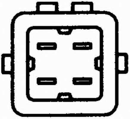 Датчик температуры охлаждающей жидкости HELLA 6PT 009 107-541 - изображение 1