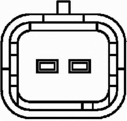 Датчик температуры охлаждающей жидкости HELLA 6PT 009 309-161 - изображение 1
